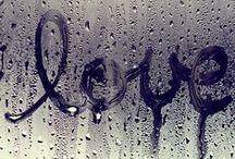 A RAINY DAY / Rain
