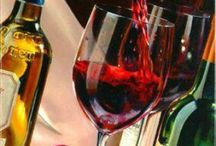 "Wine / ""Wine is bottled poetry."" ~ Robert Louis Stevenson"