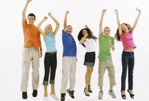 Youth Thrive / Encouragers, articles, quotes, and activities to support positive growth, achievement and success...