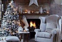 Decoración Navidad / Ideas de decoración para Navidad. Podrás encontrar más propuestas en nuestra web de Navidad a la Carta www.navidadalacarta.com