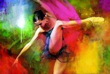 """I Hope You Dance / """"Dance is a conversation between body and soul..."""""""