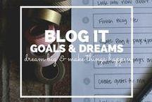 For blogging