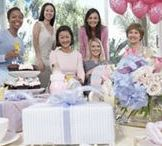 """What is Web Baby Shower? / If you can't get everyone together in one place, you can host a virtual baby shower website at Web Baby Shower! Here's """"how it works"""" ..."""