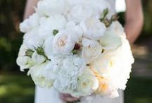 Spring Wedding Bouquets / There's no better time to get married than in Spring. Nature is blooming with new life just like your love. We hope you're inspired by this collection of flower bouquets.