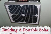 Aurinkoenergia, Solar energy