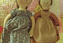 """Dolls, Dolls, DOLLS / """"A beloved doll speaks directly to your soul in a way that cannot be explained by words.""""     ~ Gayle Wray"""