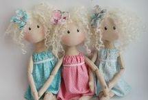 Jak uszyć lalkę - ponad 500 propozycji!