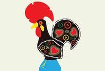 Galo de Barcelos / Barcelos Rooster