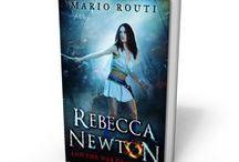 Book III : Rebecca Newton and the War of the Gods