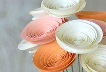Flowers & Bows - Kwiaty z filcu i kokardy / Sprytne sposoby na zrobienie kwiatów z filcu. Wiązanie kokard na różne sposoby.