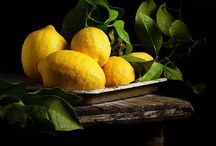 """Lemon Tree / """"I wonder how, I wonder why yesterday you told me 'bout the blue, blue sky and all that I can see is just a yellow lemon tree.""""      ~ Fool's Garden"""