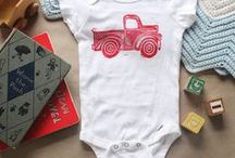 Baby Boy Shower Themes / Blues, Greens, Trucks, Dinosaurs and more to welcome the sweet little boy with these boy-themed virtual shower ideas.