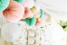 Baby Girl Shower Themes / Pinks, Purples, Ponies, Princesses and more to welcome the sweet baby girl with these girl-themed virtual showers ideas.