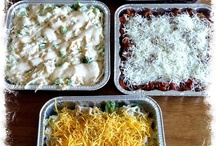 Freezer Meals! Cook once / by Deborah Jones