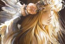 ANGELS / by Deborah Jones