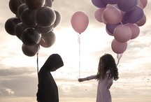Balloons ~ LOVE these / by Deborah Jones