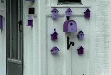 birdhouses / by Marcia Devilbiss