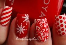 Best Christmas Nails / Must have nail art for Christmas Holidays