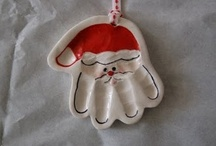 Christmas crafts easy / by ♥ Nikkers