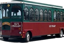 Oli's Trolley-Trolley Tours Bar Harbor & Acadia National Park  / 1hour& 21/2hour Fully Narrated tours of Bar Harbor and Acadia National Park