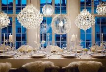 Event - Tablescapes / Ideas and Inspirations for creating event tables to WOW guests.