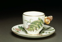 chinaware . pottery