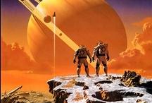 [ future visions ] / | utopia | dystopia | sci-fi | futurism | / by Allan Esperida