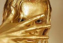 Event - Gold Shimmer