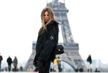 Paris,Milano,NY..La mode tres chic.