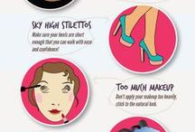 What Not to Wear - Women / by Georgetown Law Office of Career Services