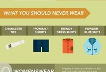 What Not to Wear - Men / by Georgetown Law Office of Career Services
