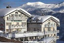 HOTEL / Hôtellerie, voyages, vacances, ski, montagne