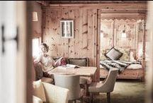 CHAMBRES & SUITES / Les chambres et suites du Chabichou