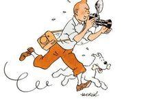 Hergé Tintin