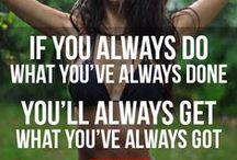 Inspiration and Motivation / Quotes, Inspiration, Motivation, '
