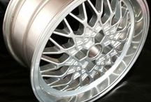 """. B-Star RA wheel . / B-Star's {https://www.facebook.com/bstarwheels} ever popular and eternal classic one piece wheel. Available as an 8x16"""" size wheel in all popular 4 hole fittings with a wide selection of ET/offsets available."""