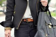 Casual Style Casual Outfits / Street Looks, Street Style, Casual, Rockstar, Style on the go, fashion