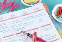 Daily Planner 2016 • Paperview / Mais organização pessoal e planejamento de vida para em 2015 e 2016