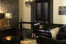 Glamour  interiors- Venetian inspirations