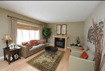 Aspen Model Home / 4 Bedroom, 2 storey single home, 2090 Square feet on a 40 foot lot.
