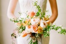 Bridal bouquets / Gorgeous bridal bouquets with beautiful flowers. Find the perfect wedding flowers for your wedding!