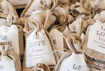 Wedding favors / Unique wedding favors for every wedding style