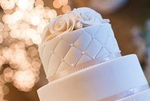 Wedding cakes / The most stylish wedding cakes for every type of wedding!