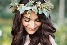 Bridal Hair styles for long hair / Beautiful Bridal Hair styles for long hair. ideal for your wedding day.