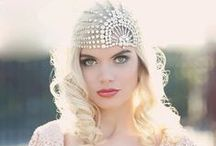 Bridal hair accessories / Discover bridal hair accessories that will make you look pretty in your wedding day!
