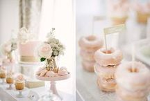 Dessert table ideas / The most stylish dessert table ideas found on pinterest