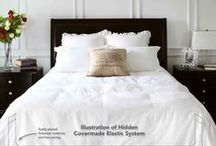 Covermade Bedding / Easy bed making with Covermade! www.covermadebedding.com