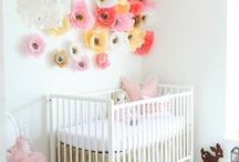 Chic nurseries / The dreamiest nurseries on pinterest!