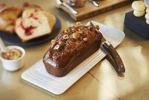 Des desserts gourmands / Avec les produits Revol, les créations de desserts possibles sont infinies !