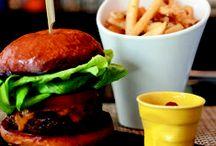Envie d'un burger? / Notre collection Basalt mise en valeur un produit apprécié de tous